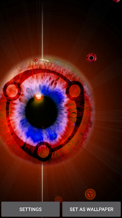 Sharingan Live Wallpaper 6.0 screenshot 636240