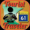 Tourist Traveler icon