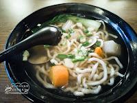 珍品台式清燉拉麵