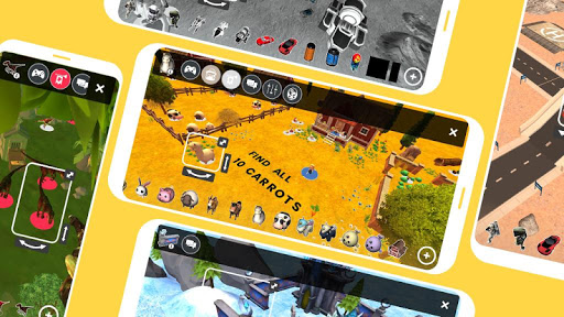 Struckd - 3D Game Creator 2.2.7 screenshots 5