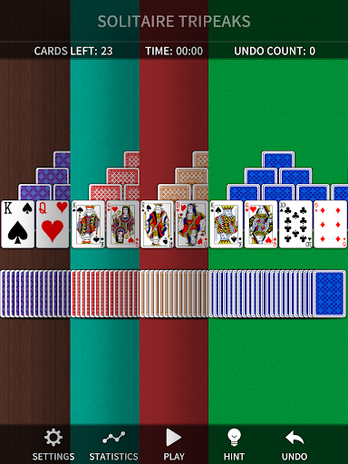TriPeaks Solitaire Classic 1.1.7 screenshots 10