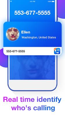 Caller ID  & Call Blocker Free - screenshot