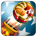 Puzzle Game - Cut the clowns 2 icon