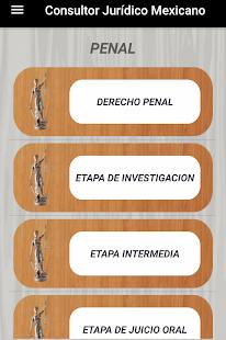 Consultor Jurídico Mexicano - náhled