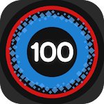 100 Circles: Pop Color Switch Icon