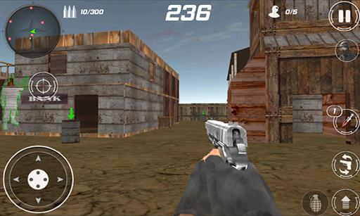 Counter Terrorist Attack 3D  screenshots 1
