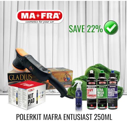 Mafra Polerpaket entusiast 250ml