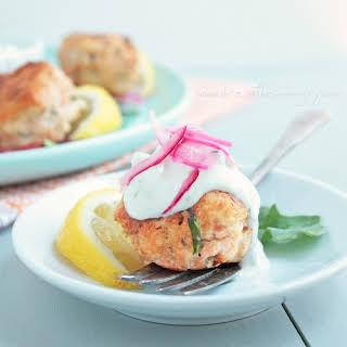 Salmon Meatballs (Low Carb & Gluten Free).