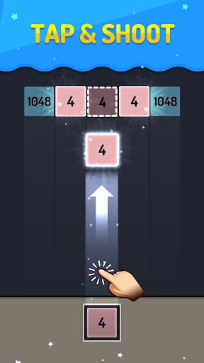 Merge Block - 2048 Puzzle 2.6.7 screenshots 4