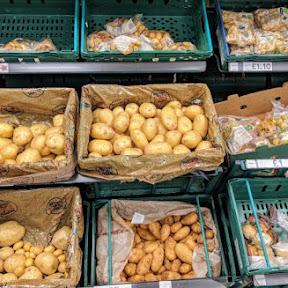 【知られざる世界の常識】イギリス人のジャガイモ愛がすごい…イギリスのスーパーで買える10種のジャガイモ
