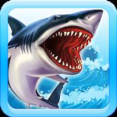Shark Simulator Beach Attack