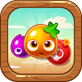Fruit Farm - Link and Pop Funny Fruits Match 3