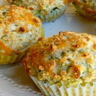 Skinny Broccoli Cheese Muffins 6 Weight Watchers SmartPoints.