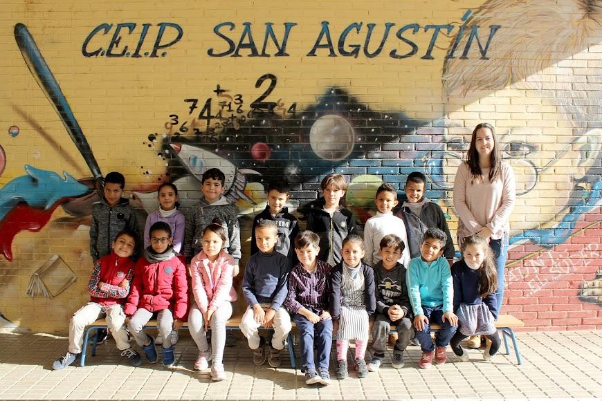 San Agustín. San Agustín, 1ºA