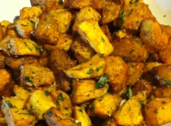 Cilantro Potatoes With Garlic And Lemon Recipe