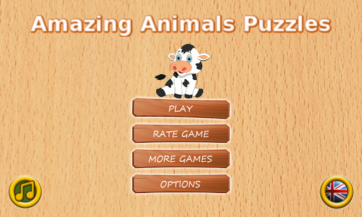 Amazing Animals Puzzles 1.0.0 screenshots 1