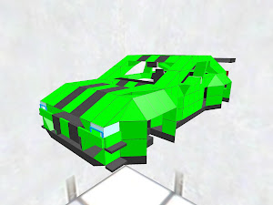 Luxor LX-R Mustang Widebody