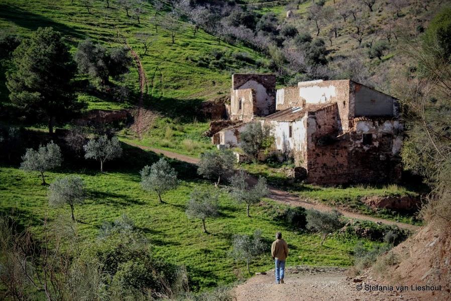 Wandelen in de bergen van Malaga provincie