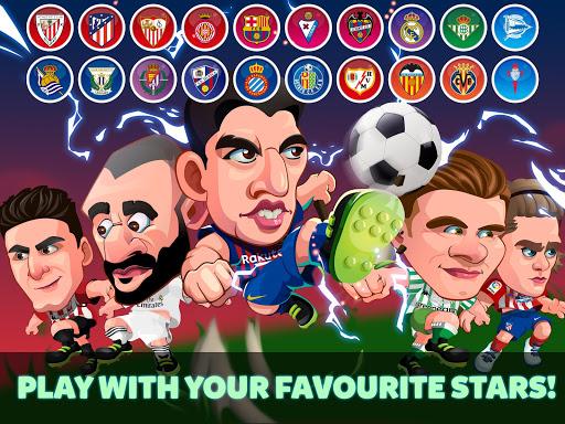 Head Soccer LaLiga 2019 - Best Soccer Games 4.4.1 screenshots 10