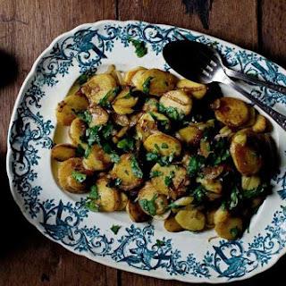 Potatoes à la Lyonnaise