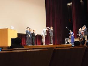 Photo: 今回はメダルも用意しました。3位は土屋先生のサイン入り。