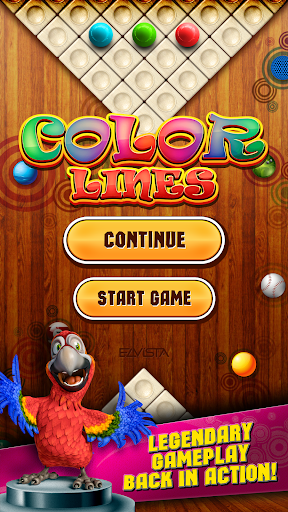 Color Lines (Lines 98) Classic screenshots 5