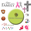 Sticker Manager Beta icon