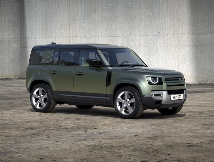 Land Rover Defender 2019 เปิดตัวรุ่นใหม่เป็นครั้งแรกในรอบ 67 ปี