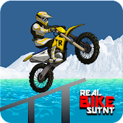 Real Bike Stunt - Moto Racing 3D