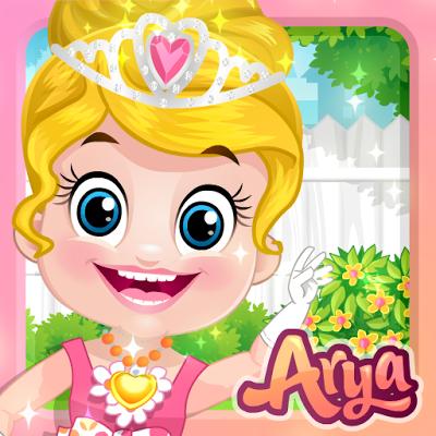 Baby Arya Wedding Day - screenshot