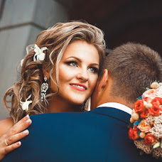 Wedding photographer Anastasiya Kovaleva (belrassvet). Photo of 02.11.2014