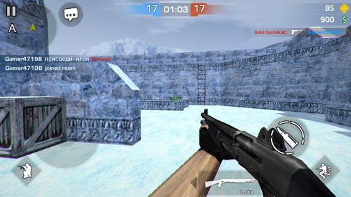 Critical Strike CS 2 GO Online Counter FPS Game screenshot 2