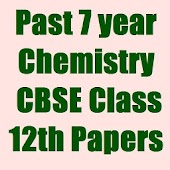 7 Year 12 CBSE Chemistry Paper