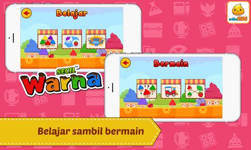 Belajar Warna + Suara  screenshots 2