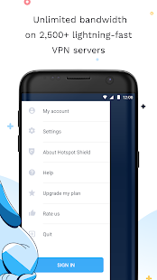 App Hotspot Shield Free VPN Proxy & Wi-Fi Security APK for Windows Phone