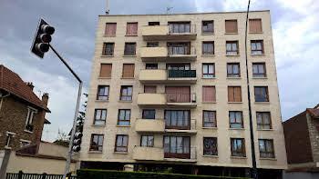 Appartement meublé 2 pièces 38,59 m2