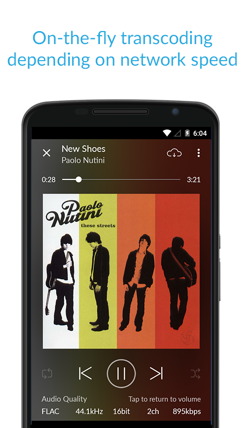Style Jukebox - Cloud Player- screenshot