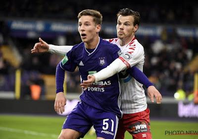 OFFICIEL: Yari Verschaeren prolonge à Anderlecht