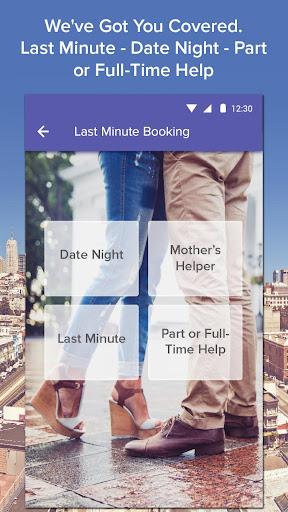UrbanSitter - Find Babysitters screenshot