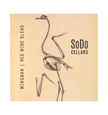 Logo for Kerloo Cellars Sodo Pinot Noir/Grenache Rose
