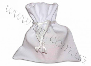 Photo: Мешочек для подарков из габардина. Для термопереноса (сублимационного, термотрансферного)