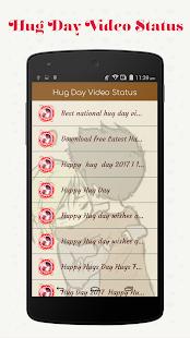 Hug Day Video Status - náhled
