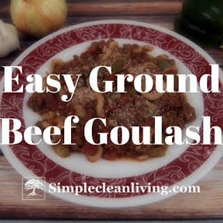 Goulash With Ground Beef Recipes.