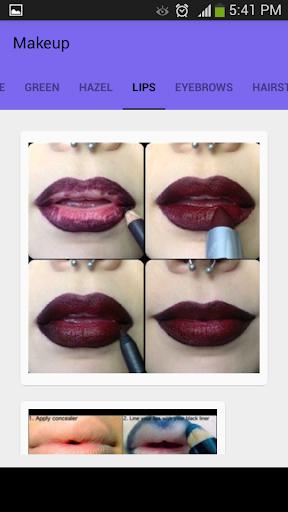 Makeup screenshot 8