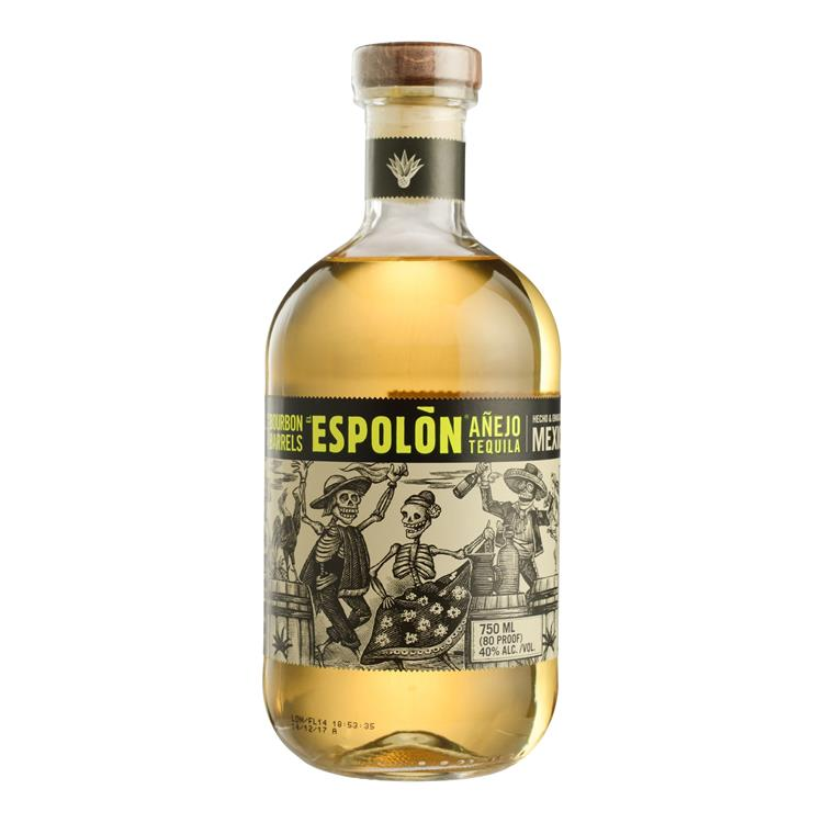 Logo for Espolon Tequila Anejo Bourbon Finish