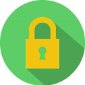Photo Video Locker Image lock icon