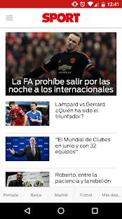 SPORT.es - náhled