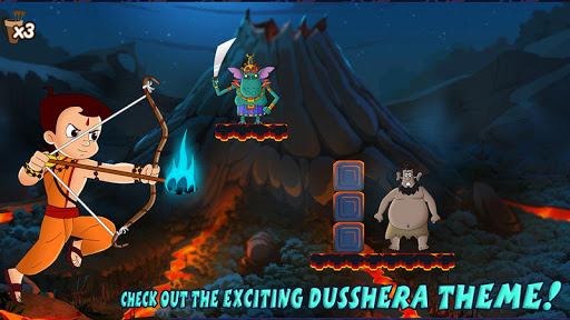 Chhota Bheem Shoot the Leyaks Game apkdebit screenshots 7
