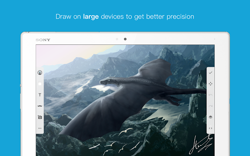 Sketch - Draw & Paint  screenshots 9
