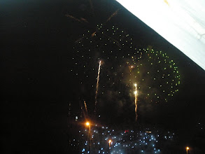 Photo: more fireworks!